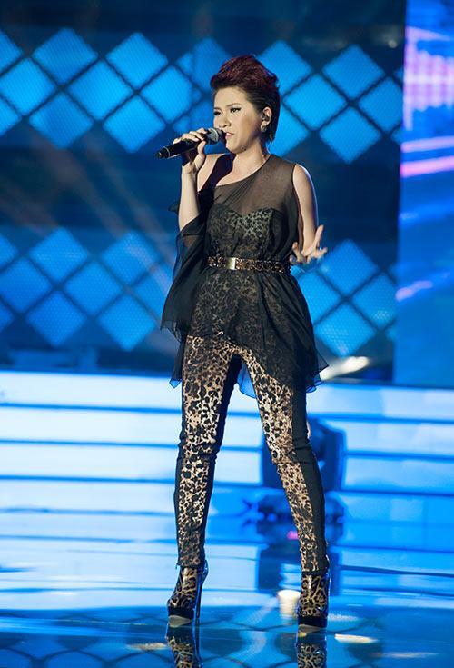 VN Idol: Mỹ Tâm bị đe dọa soán ngôi - 11