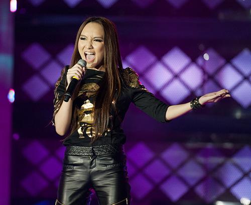 VN Idol: Mỹ Tâm bị đe dọa soán ngôi - 12