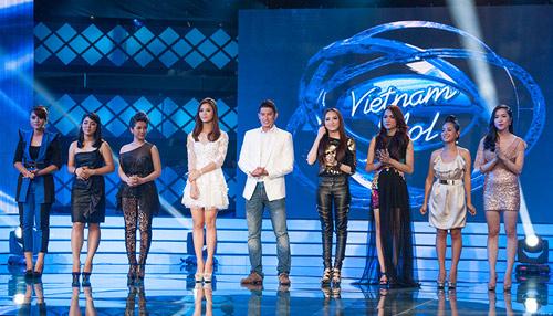 VN Idol: Mỹ Tâm bị đe dọa soán ngôi - 3