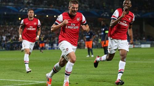 Man City sa sút: Cơ hội cho Arsenal - 2