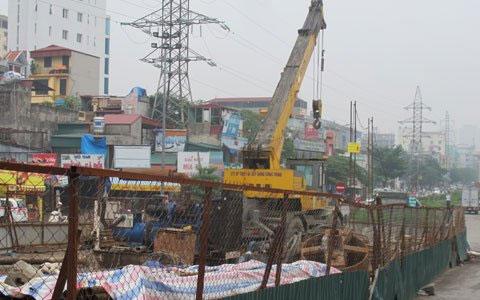 Ngổn ngang dự án đường sắt trên cao ở HN - 1