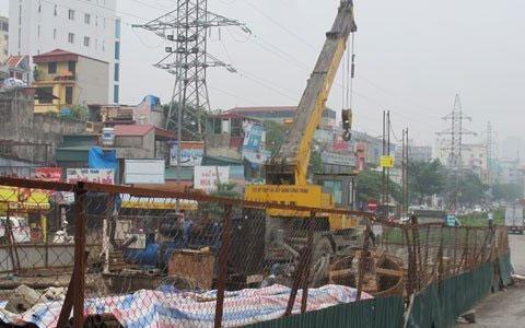 Ngổn ngang dự án đường sắt trên cao ở HN - 11