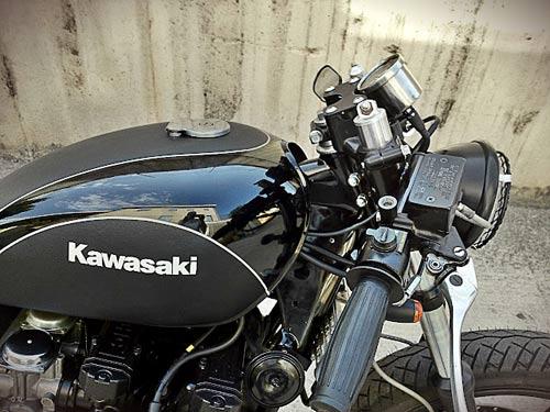 Kawasaki K750 Cafe Racer – Tái sinh - 6