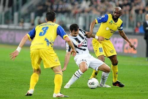 Juventus – Chievo: Thay đổi tiền lệ - 2