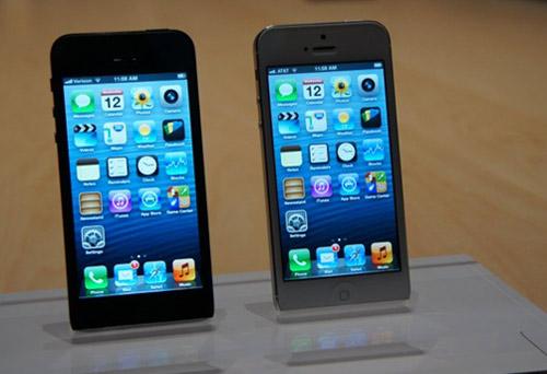 iPhone 5 bắt đầu phân phối tại Việt Nam - 5