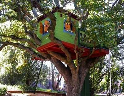 Chiêm ngưỡng nhà trên cây đẹp như trong cổ tích - 3