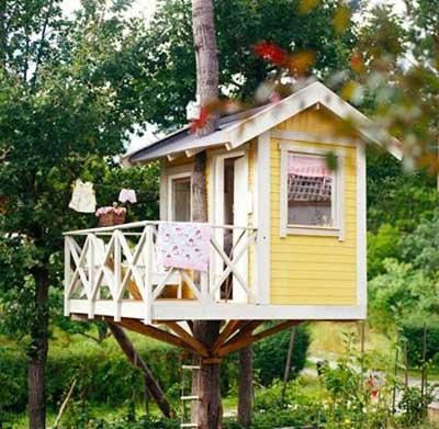 Chiêm ngưỡng nhà trên cây đẹp như trong cổ tích - 6