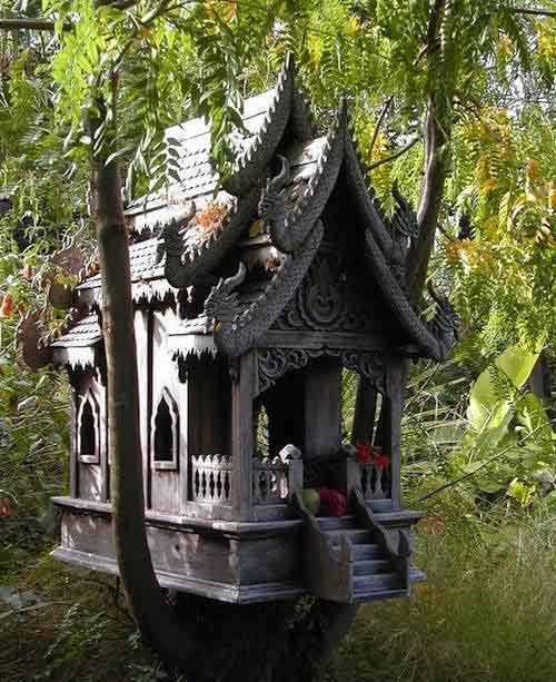 Chiêm ngưỡng nhà trên cây đẹp như trong cổ tích - 13