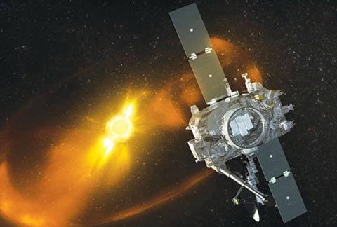 Bão mặt trời sắp đổ bộ xuống Trái Đất - 1