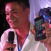 iPhone 5 bắt đầu phân phối tại Việt Nam