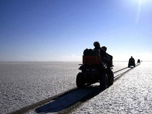 Thám hiểm những vùng đất hoang vu nhất thế giới - 8