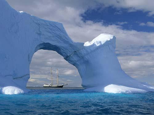 Thám hiểm những vùng đất hoang vu nhất thế giới - 1
