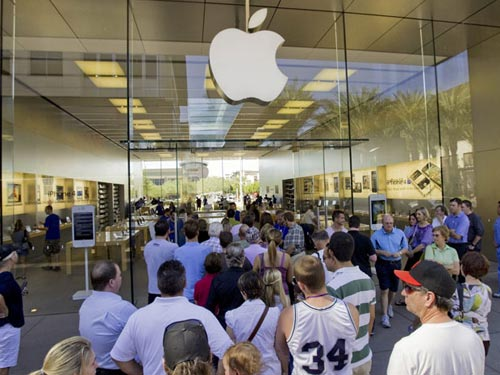 iPhone 5 sẽ đạt 8 triệu chiếc vào cuối tuần - 1