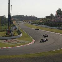 Lịch thi đấu F1: Japanese GP 2012
