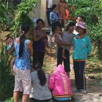 Quảng Nam lại động đất 5 lần liên tiếp