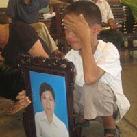 Đau thương ngày hồi hương của 14 LĐ Việt