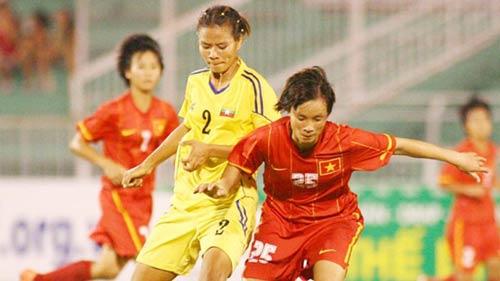 Việt Nam có cơ hội dự World Cup nữ 2015 - 1