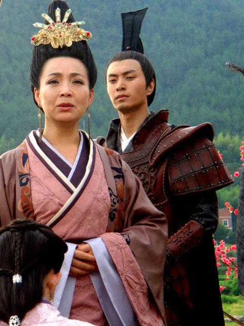 Những bà hoàng độc ác nhất màn ảnh Hoa - 1