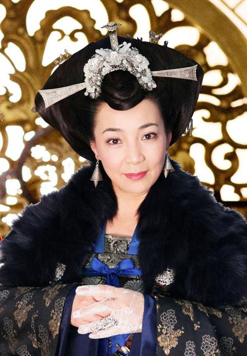 Những bà hoàng độc ác nhất màn ảnh Hoa - 2