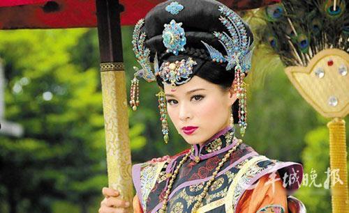 Những bà hoàng độc ác nhất màn ảnh Hoa - 3