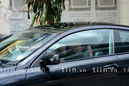 Minh Hằng sắm mui trần Lexus IS 250C - 6