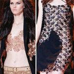Thời trang - Ngắm nữ hoàng thời đại đồ đá của Versace