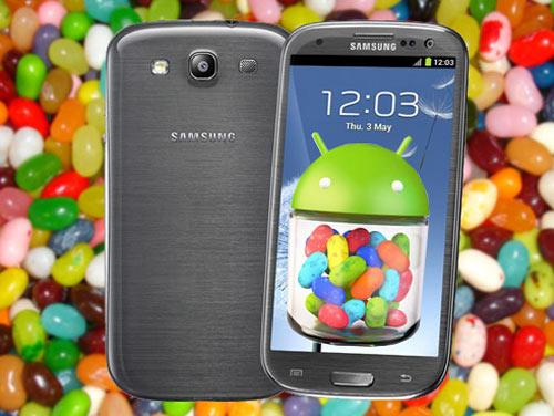 Galaxy S3 nâng cấp lên Android 4.1.1 - 1