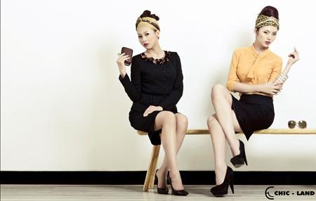 Chic-Land ra mắt BST thu đông 2012 - 6