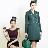 Chic-Land ra mắt BST thu đông 2012
