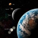 Tin tức trong ngày - NASA sẽ xây dựng trạm vũ trụ trên Mặt trăng