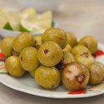 Ẩm thực - Cách làm sung muối chua giòn