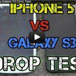 Thời trang Hi-tech - Màn hình iPhone 5 bền hơn Galaxy S3