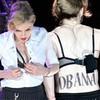 Madonna giật phăng áo trên sân khấu