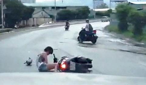 Tung tích chiếc xe vụ cướp ở cầu Sài Gòn - 2