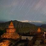 Du lịch - 'Lên trời' xem vương quốc huyền bí