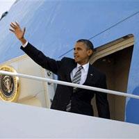 Tin tức trong ngày - Chuyên cơ chở ông Obama hạ cánh trượt!