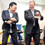 Ca nhạc - MTV - Chủ tịch Google cũng mê Gangnam Style