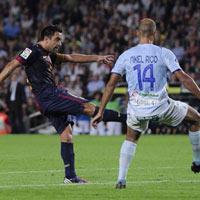 Video: Cú ra chân đẳng cấp của Xavi