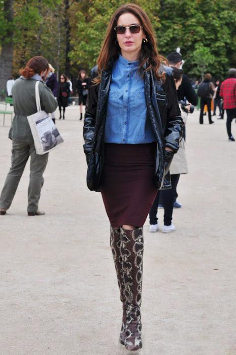 Người Pháp mặc gì đi xem thời trang? - 15