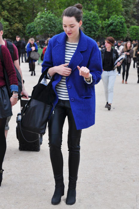 Người Pháp mặc gì đi xem thời trang? - 16