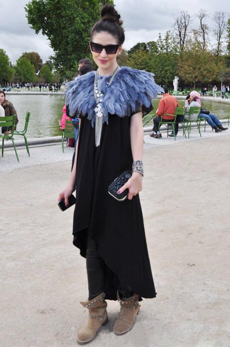 Người Pháp mặc gì đi xem thời trang? - 19