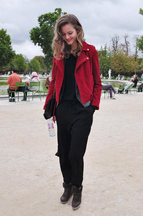 Người Pháp mặc gì đi xem thời trang? - 20