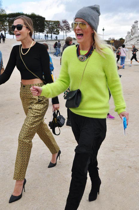 Người Pháp mặc gì đi xem thời trang? - 5