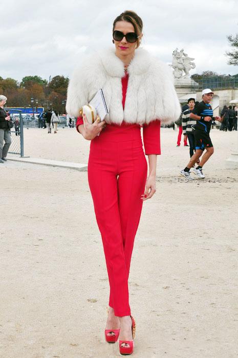 Người Pháp mặc gì đi xem thời trang? - 7