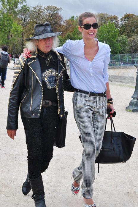 Người Pháp mặc gì đi xem thời trang? - 9