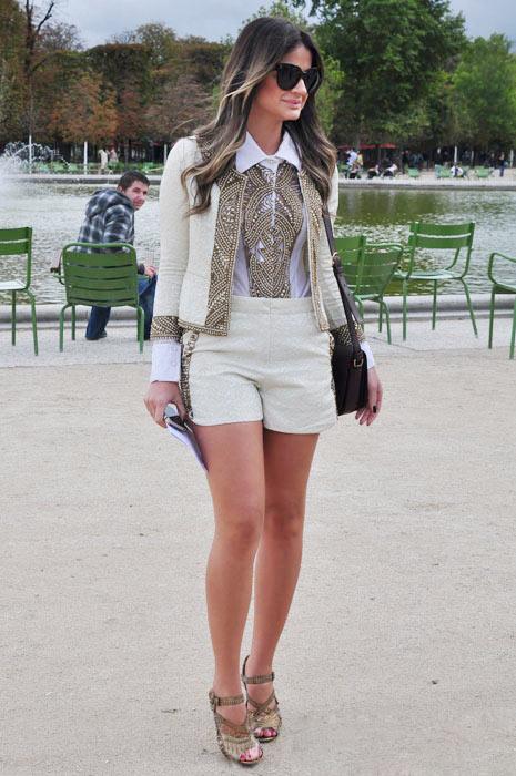 Người Pháp mặc gì đi xem thời trang? - 8