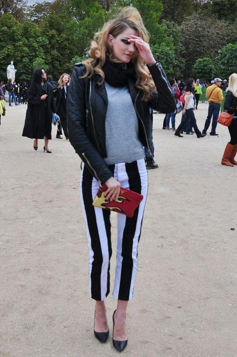Người Pháp mặc gì đi xem thời trang? - 12