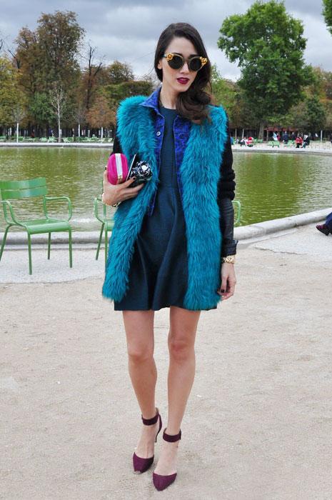 Người Pháp mặc gì đi xem thời trang? - 13