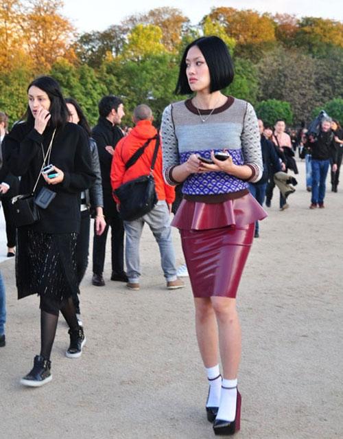 Người Pháp mặc gì đi xem thời trang? - 6
