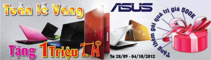 Tuần Lễ Vàng Asus tại Ben Computer - 1